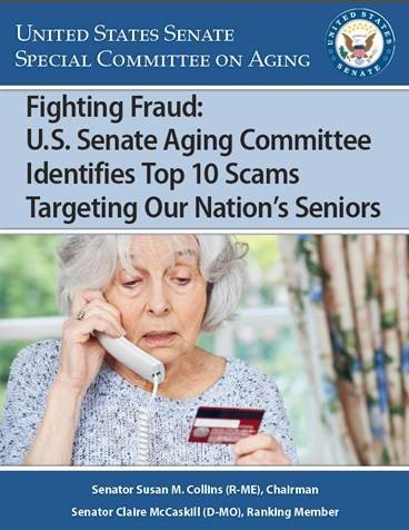 Cover of Fraud Report